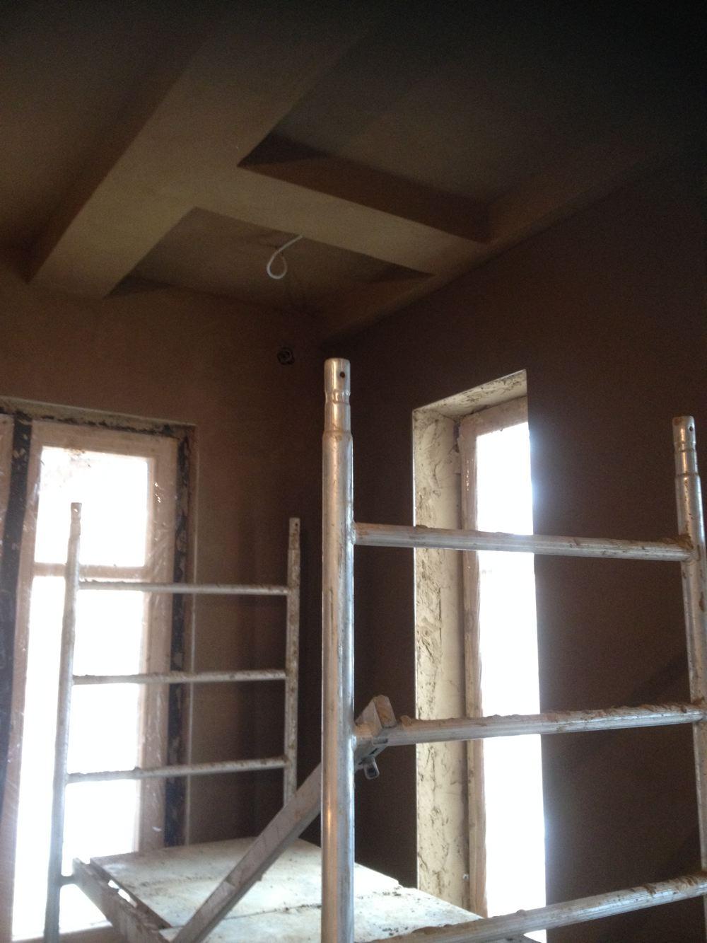 innenausbau lehmbau referenzen wandheizungsbau und lehmputz in m den aller. Black Bedroom Furniture Sets. Home Design Ideas